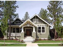 single craftsman style house plans extremely creative single prairie style house plans 6