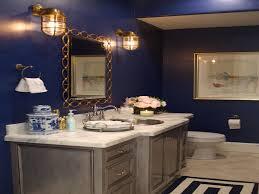nautical bathroom designs dark blue bathroom designs brightpulse us