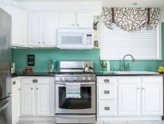 cheap kitchen backsplash alternatives inexpensive kitchen backsplash ideas pictures from hgtv hgtv