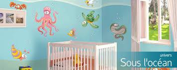 stickers décoration chambre bébé stickers muraux chambre enfant leostickers