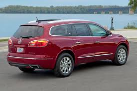 2016 buick enclave warning reviews top 10 problems you must know
