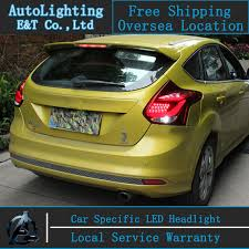 ford focus tail light bulb auto lighting style led tail l for ford focus hatchback 2012 led