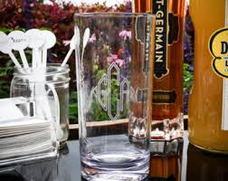 engraved barware etched barware etsy