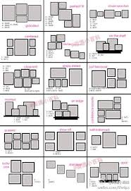 best 25 blank walls ideas on gallery wall layout