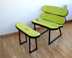 skateboard chairs skateboard chairs skateboard chairs furniture skateboard table and