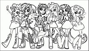 My Little Pony Coloring Pages Ppinews Co Pony Coloring Pages