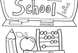 preschool coloring pages school free preschool coloring pages school coloring pages free back to