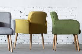 Esszimmerstuhl Ahorn Stuhl Colori 60er Design