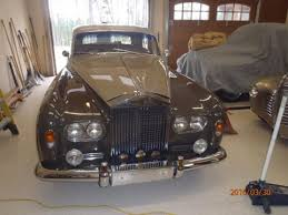 Rolls Royce Silver Cloud Interior 1963 Rolls Royce Silver Cloud 3 For Sale Carsforsale Com