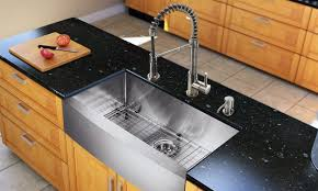 Overstock Kitchen Faucets by 5 Tips For Choosing The Right Size Kitchen Sink Overstock Com