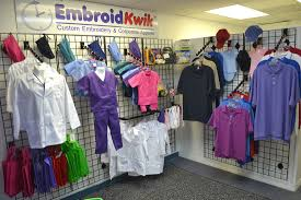 embroidered corporate apparel shirts northwest florida embroidkwik