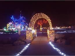 yukon ok christmas lights parkland heights subdivision real estate homes for sale in