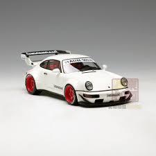 hoonigan porsche gt spirit 1 18 porsche 911 964 rwb rauh welt begriff resin model