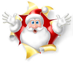special message from santa claus just for you blennz blind and
