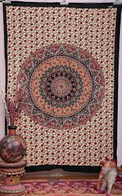 Hippie Home Decor Amazon Com Twin Elephant Tapestry Hippie Hippie Mural Union