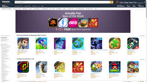 get free apps amazon underground trick lets you download