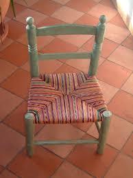 rempailler une chaise rempailler une chaise avec du tissu 50 id es pour donner du style