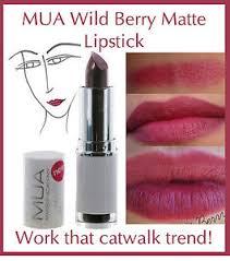 Makeup Mua mua makeup academy lipstick matte berry burgundy v