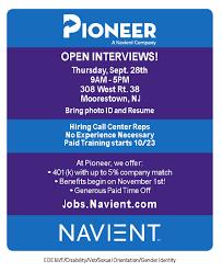 Monster Jobs Resume by Navient Job At Horizon Blue Cross Monster Com
