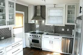 Kitchen Subway Tile Backsplashes Subway Tile Backsplash Decorations Glass Subway Tile Ideas Along