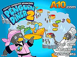 jeux jeux jeux fr de cuisine penguin diner 2 un jeu de pingouin restaurant sur jeux jeu fr