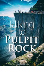hiking to pulpit rock with kids earth trekkers