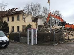 Post Bad Salzuflen Alte Post Im Heeper Ortskern Wird Abgerissen Heepen Neue