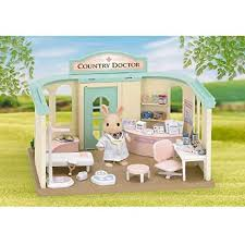Calico Critters Play Table by Calico Critters Country Doctor Walmart Com