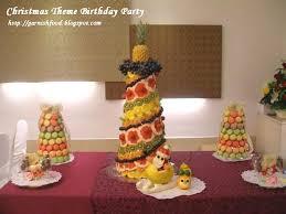 christmas fruit arrangements garnishfoodblog fruit carving arrangements and food garnishes