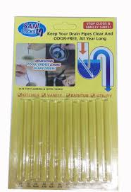 honana bc 101 sink deodorant stick 12 pcs set magic clean sewer