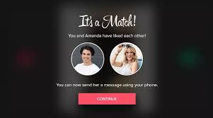tinder is very simple in theory make a profile load some great