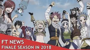 fairy tail anime fairy tail anime kehrt offiziell 2018 zurück news youtube