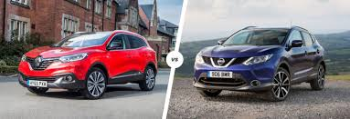 renault suv 2015 renault kadjar vs nissan qashqai u2013 which is best carwow