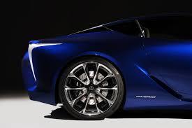 lexus lfcc lexus lf lc blue supercar original