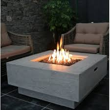 outdoor gas fire pit table natural gas outdoor fireplaces fire pits you ll love wayfair ca