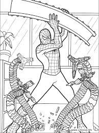 spiderman 30 spiderman printable coloring pages for kids