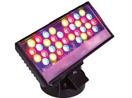programmable led flood lights led flood light 36 watt colour changing energy saving effects