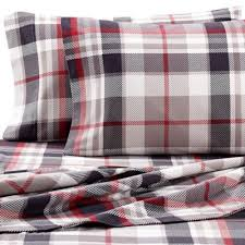 Bed Bath And Beyond Flannel Sheets Buy Red Plaid Sheets From Bed Bath U0026 Beyond