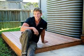 how to build a deck nz build a freestanding deck new zealand handyman magazine