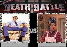 Al Bundy Memes - deathbattle169 al bundy vs dan connor by mr wolfman thomas on
