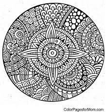 advanced mandala coloring pages nywestierescue com
