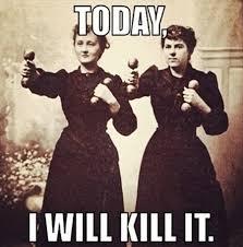Fitness Memes - 5 vintage fitness memes wonderland diaries
