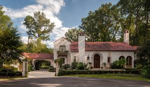 a new spanish colonial house in mississippi spanish