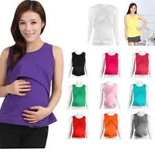 pregnancy clothes fashion new maternity clothes nursing tops