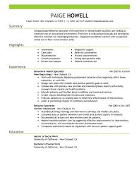 communication skills examples on resume excellent communication and interpersonal skills resume free behavior specialist resume example interpersonal skills