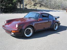 84 porsche 911 for sale 1984 m491 metallic porsche 911 for sale german cars