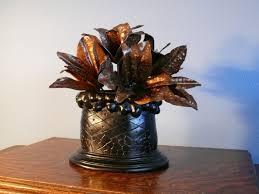 unusual vases vases shock n awe metal works