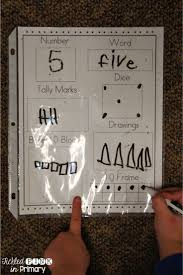 simple worksheets to help students learn number sense teaching