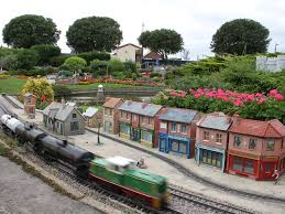 garden railway layouts famous green railway in great yarmouth norfolk merrivale model