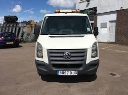 volkswagen truck vw crafter recovery truck car transporter 1 years mot good